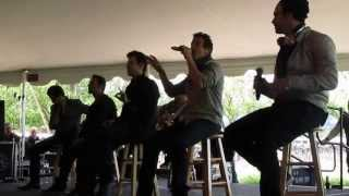 NKOTB - Jealous (Blue) at Live in the Vineyard 4/7/13