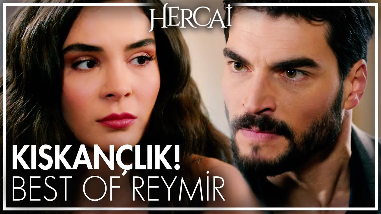 Reyyan ve Miran'ın kıskançlıkları!   Best Of ReyMir