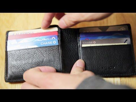 Max Rewards: What's in My Wallet | BeatTheBush