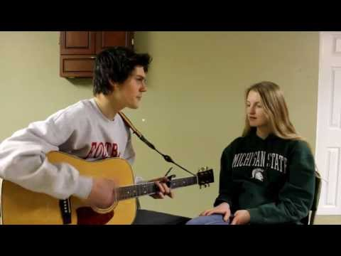 Home (Edward Sharpe Cover) By Eddie and Maddie