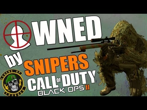 HOW TO GET OWNED BY SNIPERS - TIPS N' TRICKS