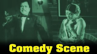 Chithi Movie : Ultimate Comedy by M.R.Radha and Padmini