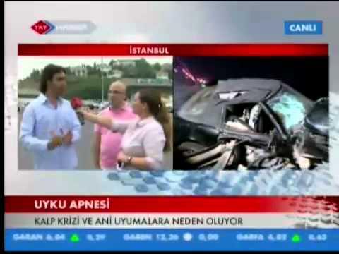 Dr.Süreyya Şeneldir TRT-Haber Gündem Programında Uyku Apnesini Anlatıyor...