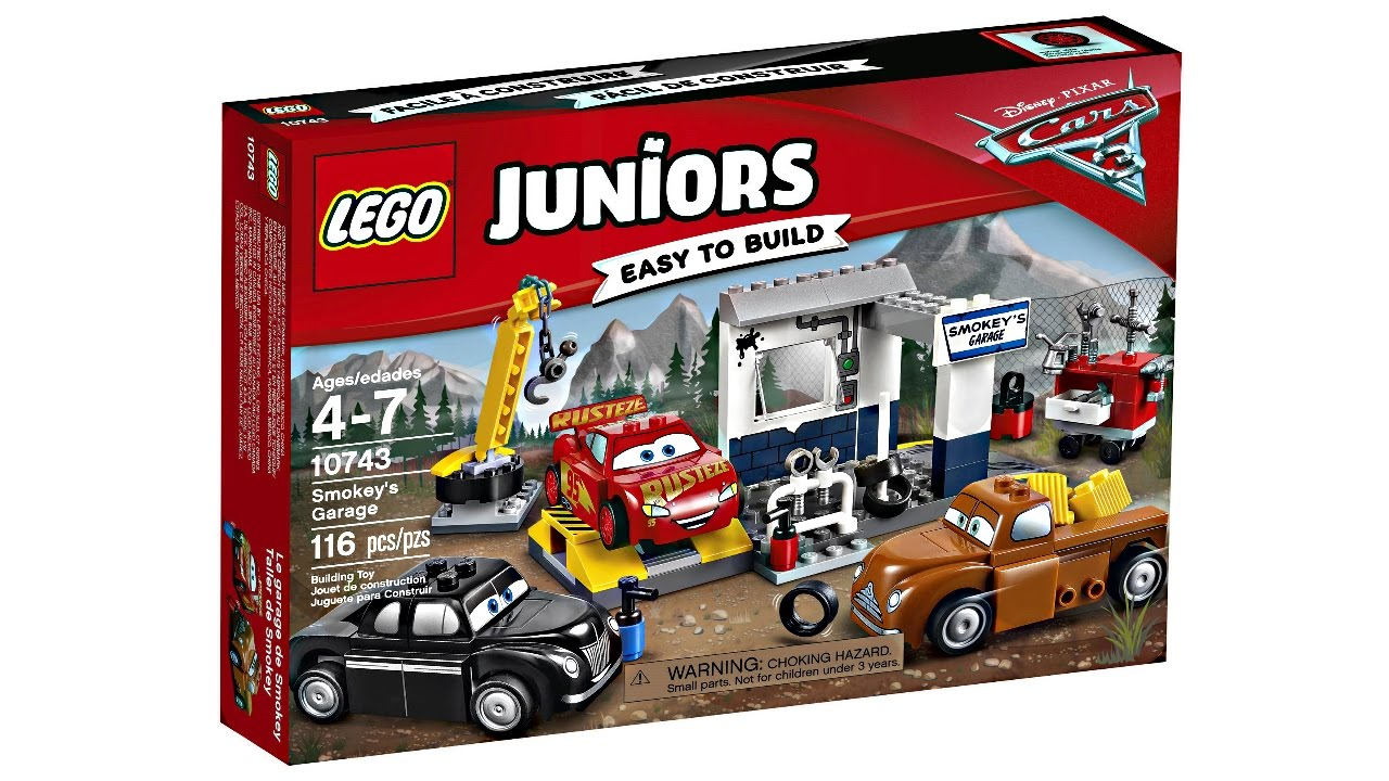 Lego Cars 3 Sets Pictures