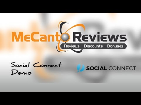 Social Connect Demo [Mecanto Reviews]: Social Connect Review & FREE Bonus: http://mecanto.com/apps/social-connect-review-bonus/  Social Connect takes website comments to the next level. I have yet to read a negative review about this product because there really isn't anything bad to say about it.  It features a professional and user-friendly interface with a simple step-by-step setup process that I've clearly demonstrated in this Social Connect demo.   It increases user engagement in several different ways including by allowing everyone to see who is online which can turn the comment block into a live chat session.   Here are some of my favorite Social Connect features:  - Advanced moderation features including blacklisting users by IP and geographical locations  - Social sharing integration on Facebook and Twitter. Also gives visitors the option to login through FB and Twitter.  - Like & dislike comments  - Collects leads and is compatible with all major autoresponders and GoToWebinar  - Includes Niche specific and color scheme templates for your comment blocks  - Includes a Wordpress plugin for easy WP blog integration (as seen in my demo video)  Those are just some of the many features included with Social Connect which is easily the best website commenting system I've ever seen.  Let's put it this way. I will be implementing Social Connect on my own website and while there are a handful of products I've reviewed that have become important to my online business, very few of these are actually activated on my website.  But increased engagement = increased profits so I would be foolish not to make the simple upgrade to Social Connect on my own website and I would highly recommend it to everyone else as well.  If you would like to see my complete Social Connect review please check http://mecanto.com/apps/social-connect-review-bonus/  Watch more Internet Marketing Software demos: https://www.youtube.com/playlist?list=PLQQjTjD37o8ON5gA7ohvY3g_EVw66j1ub  ~ Let's Conne