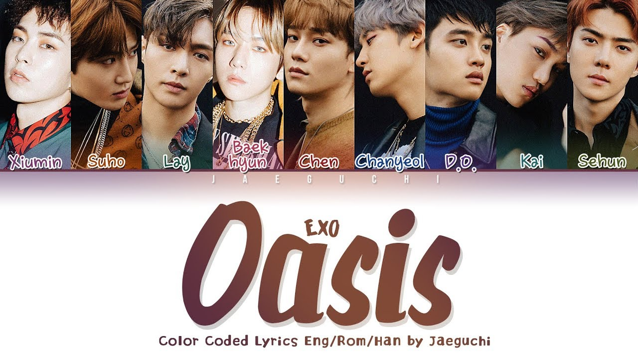 EXO – Oasis (오아시스)