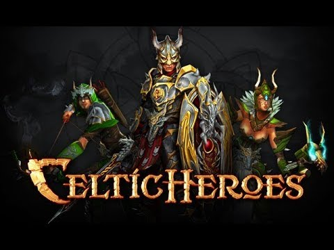 NEXT ZONE | Celtic Heroes - 3D MMORPG Android Gameplay - Best Mobile Games