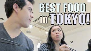 BEST FOOD in TOKYO! - November 21, 2015 -  ItsJudysLife Vlogs