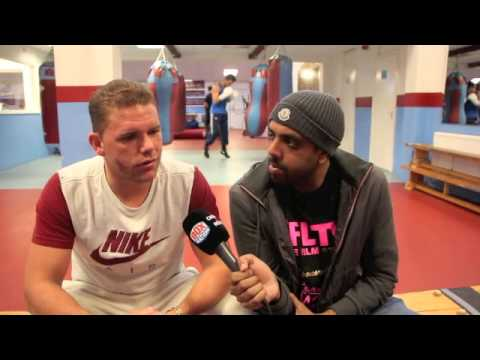 BILLY JOE SAUNDERS TALKS TO KUGAN CASSIUS ON LEE v QUILLIN ...