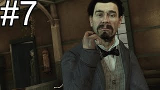 Sherlock Holmes Crimes & Punishments Walkthrough Part 7  Gameplay Let