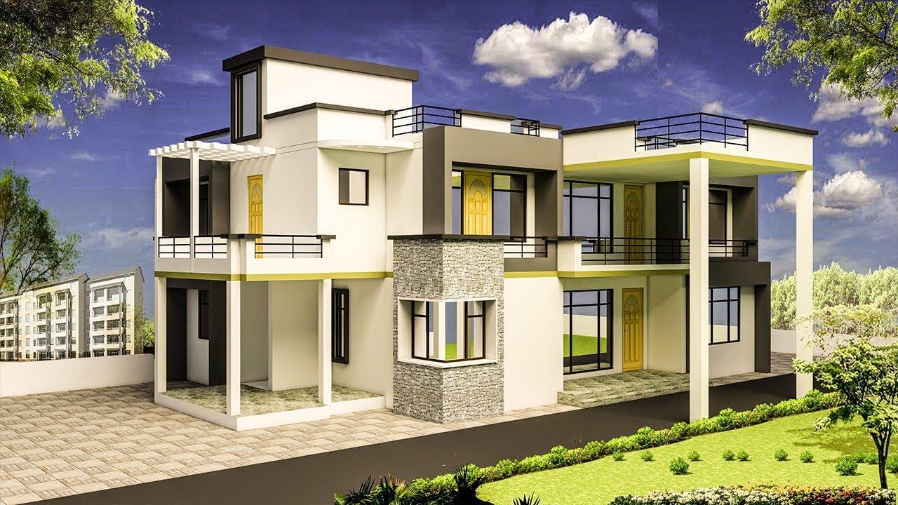 Best Duplex House Plans