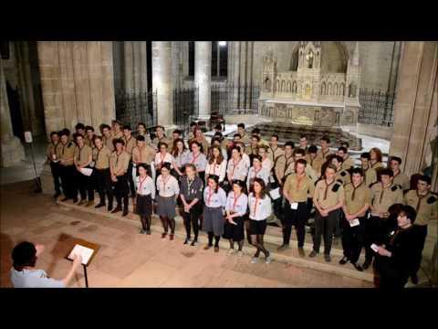 Clan Saint Paul des Fous de Touraine - Magnificat d'André Gouzes