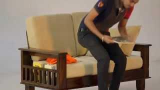 Jodhpur Sofa Set - Saraf Furniture