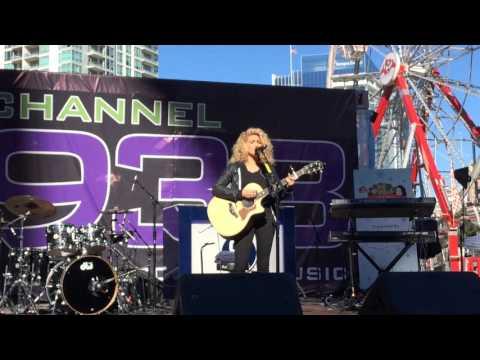 Tori Kelly - Where I Belong (intro) & Unbreakable Smile (San Diego, Ca 12.5.15)