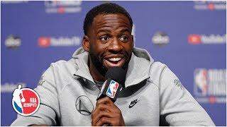 'It's different' when Kawhi Leonard dominates - Draymond Green | 2019 NBA Finals