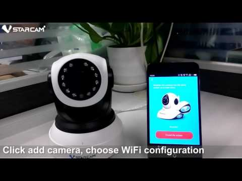 VStarcam C7824WIP Wireless IP Camera