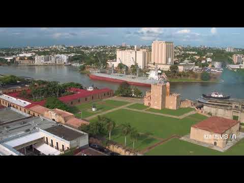 Malecón y Zona Colonial, Sto. Dgo., Rep. Dominicana