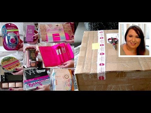 ♥♥ REALLY HUGE Unboxing HAUL ♥♥ Sephora, Neiman Marcus, Drugstore & BBW! WannitUS!