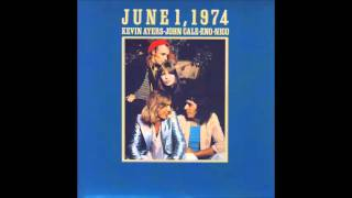Kevin Ayers / John Cale / Brian Eno / Nico  -  June 1, 1974