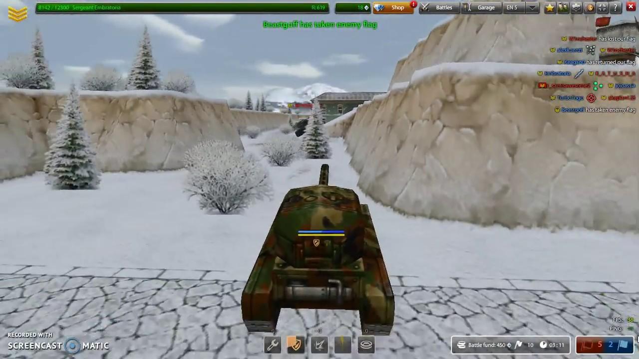 افضل لعبة حرب دبابات اونلاين بدون تحميل