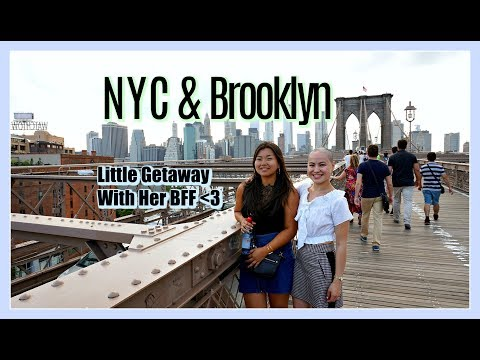 VLOG ♡ Little Getaway  At NYC