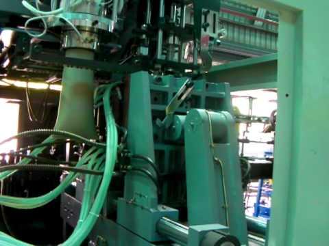 Maquina de co-extrusion