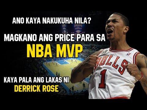 Magkano Ang Premyo Pag NANALO Ng NBA MVP