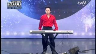 Korea's got talent - Piano Performance