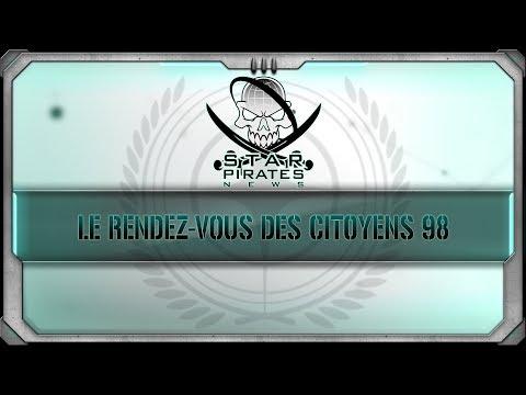 [FR] STAR CITIZEN : Citizen Talk 04 Politique de l'UEE - Traité HUXA
