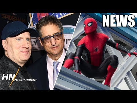 Sony Blames Disney/FOX Deal For Kevin Feige No Longer Producing Spider-Man Movies