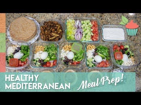 healthy-mediterranean-meal-prep-|-meal-prep-series!