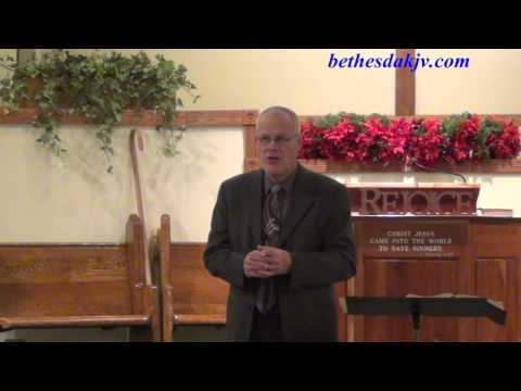 2015 12 06 +TRUST IN THE LORD+ PASTOR GARY TUCKER