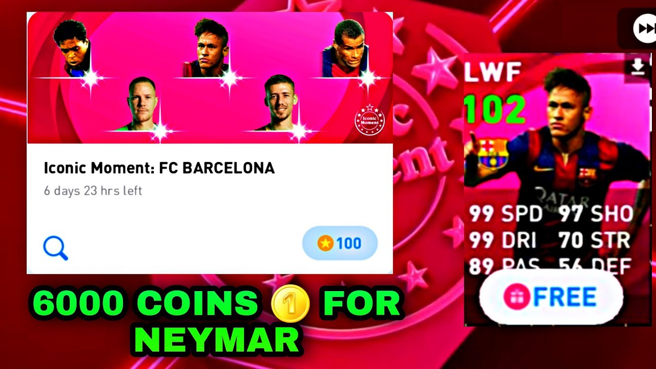 PACKING NEYMAR WITH 6000 COINS | JOIN NOW FOR FREE COINS