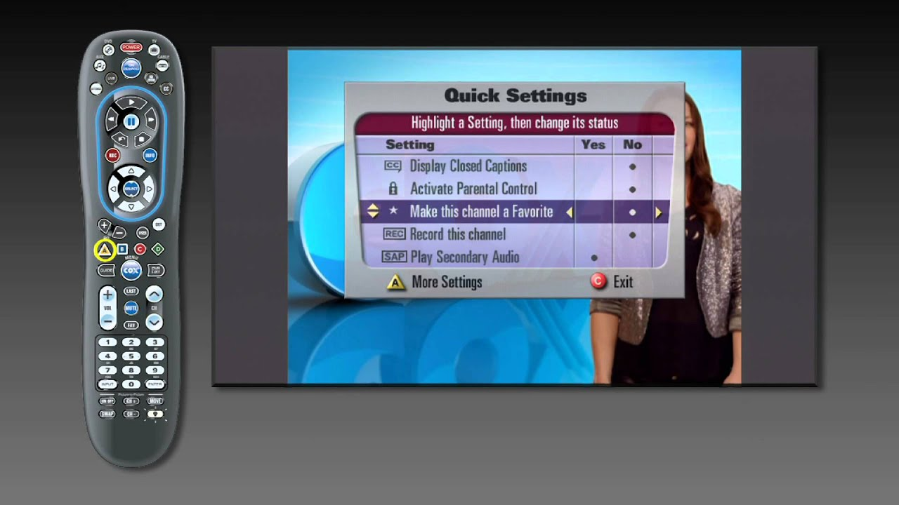 How to Change the Preferred Language on the Rovi Guide | Cox Advanced TV