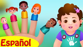 Canción de La Familia Dedo | Canciones Infantiles Populares En Español | ChuChu TV thumbnail