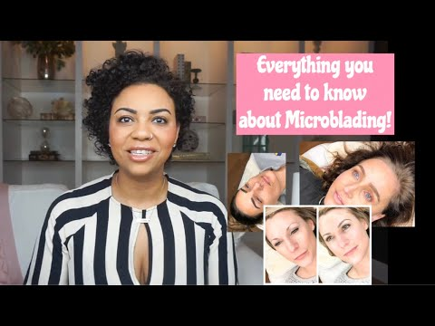 Microblading & Permanent Makeup FAQs