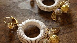 Make Bahia Chic Earrings - Diy Style - Guidecentral