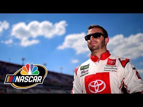 Matt DiBenedetto will replace Paul Menard at Wood Brothers   Splash & Go   Motorsports on NBC