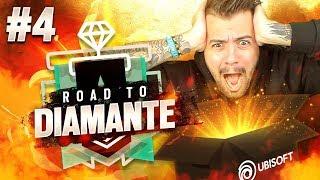 IL PACCO SEGRETO DA UBISOFT! DIAMANTE STO ARRIVANDO - Road To Diamond #4 - Rainbow Six Siege