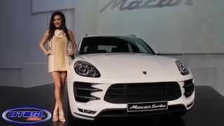 Launching SUV Porsche Macan (Jakarta Indonesia)