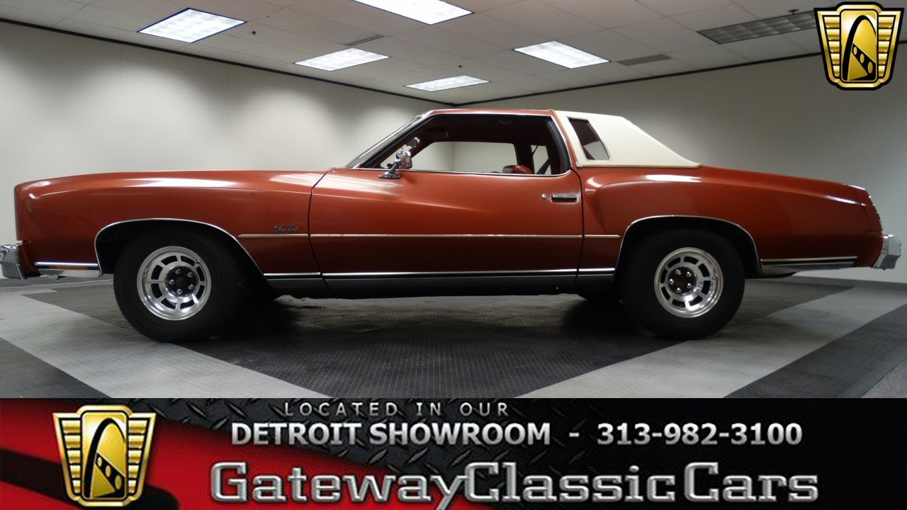 1977 Chevrolet Monte Carlo 380 Gateway Classic Cars