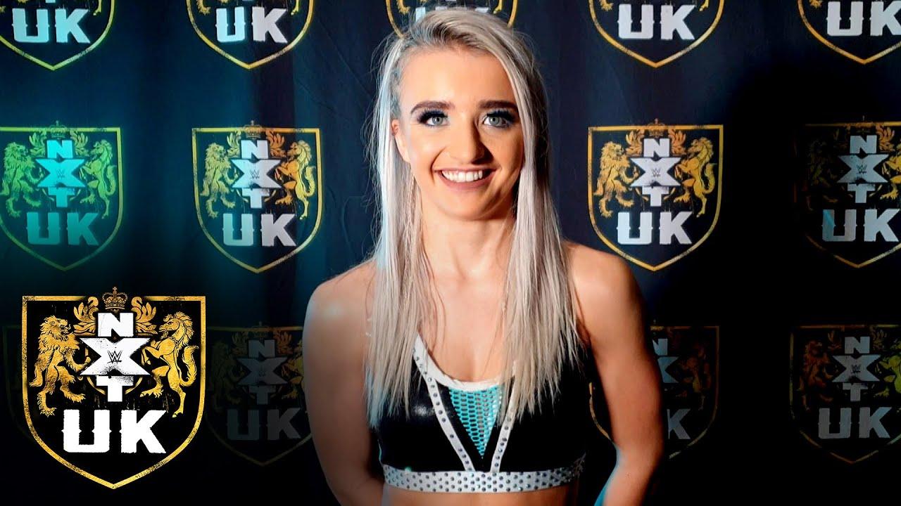 Xia Brookside savors her win over Nina Samuels: NXT UK Exclusive, Feb. 25, 2021