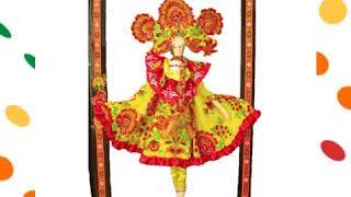 Текстильные куклы сувениры, мастер классы