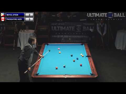Thumbnail: Efren 'Bata' Reyes - TOP 5 LUCKIEST AND MOST IMPOSSIBLE SHOTS EVER