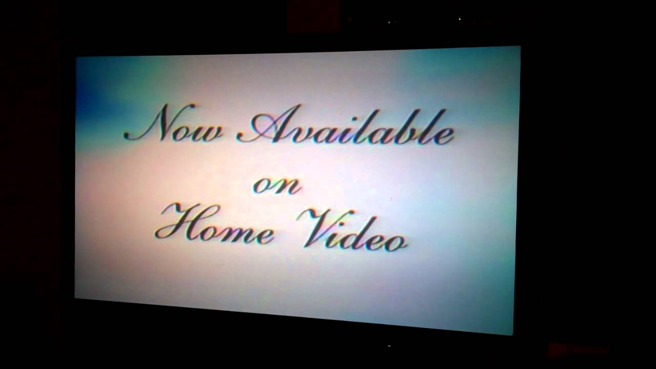 columbia tristar home video (now available on home video) bumper