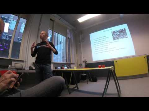 An introduction to NXT: from crypto-currency to blockchain by Dave Pearce [HD] AmsterdamJUG