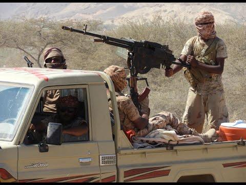 اقتلاع ارهاب القاعدة بمساندة قوات النخبة والتحالف العربي  - نشر قبل 5 ساعة