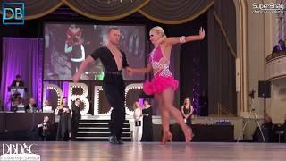Approach the Bar with DanceBeat! DBDC 2017! Pro Rhythm! Dmitry and Oleana