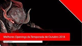 Cover images Melhores Openings da Temporada de Outubro de 2018 - Hakogatari