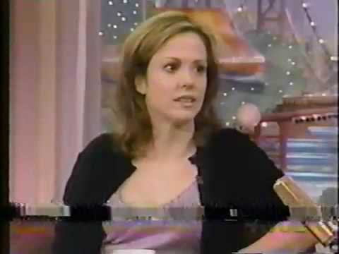 Mary-Louise Parker on Rosie 2001